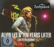 Alvin Lee: Live At Rockpalast 1978 (CD + DVD), 1 CD und 1 DVD
