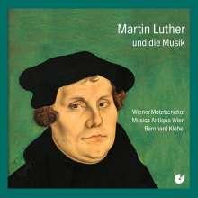Wiener Motettenchor - Luther & die Musik, CD