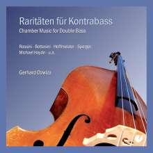 Raritäten für Kontrabass, 2 CDs
