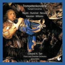 Edward Tarr spielt Trompetenkonzerte, CD