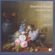 """Gioacchino Rossini (1792-1868): 7 Klavierstücke aus """"Peches de Vieilles"""", CD"""