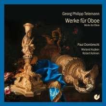 Georg Philipp Telemann (1681-1767): Kammermusik mit Oboe, CD