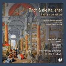 Bach & die Italiener, CD
