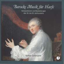 Volker Sellmann - Barocke Musik für Harfe, CD