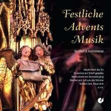 Festliche Adventsmusik für Chor & Instrumente, CD