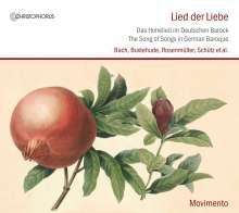 Ensemble Movimento - Lied der Liebe, CD