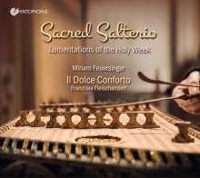 Miriam Feuersinger - Sacred Salterio, CD