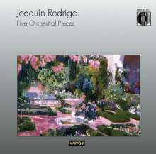 Joaquin Rodrigo (1901-1999): Orchesterwerke, CD
