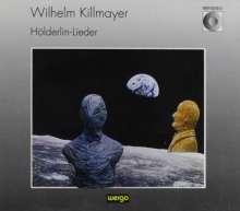 Wilhelm Killmayer (1927-2017): Hölderlin-Lieder (1.& 2.Zyklus), 2 CDs