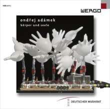 Ondrej Adamek (geb. 1979): Körper und Seele, 1 CD und 1 DVD