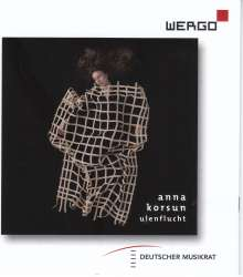 Anna Korsun (geb. 1986): Ulenflucht für 20 singende und spielende Performer, CD