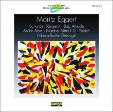 Moritz Eggert (geb. 1965): Number Nine I-III, CD