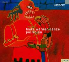 Hans Werner Henze (1926-2012): Pollicino (Kinderoper), 2 CDs