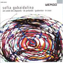 Sofia Gubaidulina (geb. 1931): Quaternion für 4 Celli, CD