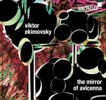 Viktor Ekimovsky (geb. 1947): The Mirror of Avicenna für 14 Spieler, CD