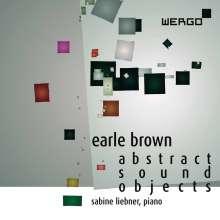 "Earle Brown (1926-2002): Klavierwerke ""Abstract sound objects"", CD"