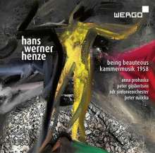 "Hans Werner Henze (1926-2012): Kantate ""Being Beauteous"", CD"