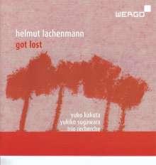 Helmut Lachenmann (geb. 1935): Serynade für Klavier, CD