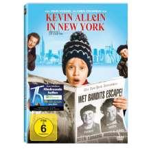 Kevin - Allein in New York, DVD