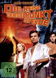 Die Reise zum Mittelpunkt der Erde (1959), DVD