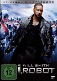 I, Robot, DVD