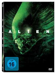 Alien 1 (Director's Cut), DVD