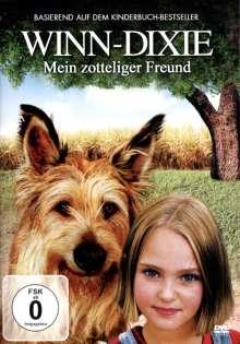 Winn Dixie - Mein zotteliger Freund, DVD