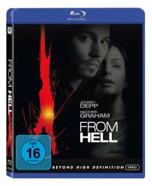 From Hell (Blu-ray), Blu-ray Disc