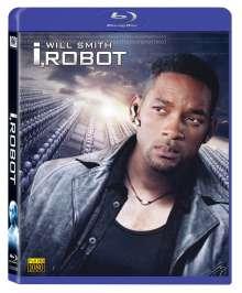 I, Robot (Blu-ray), Blu-ray Disc