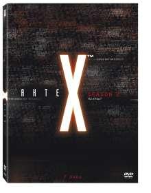 Akte X Season 2, 7 DVDs