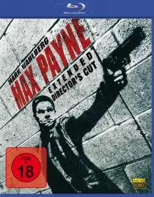 Max Payne (Blu-ray), Blu-ray Disc