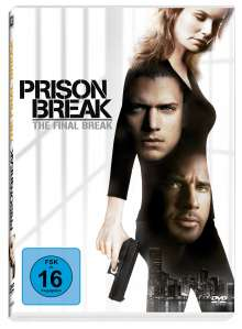 Prison Break - The Final Break, DVD