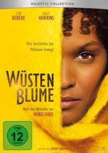 Wüstenblume, DVD