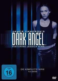 Dark Angel (Komplette Serie), 12 DVDs