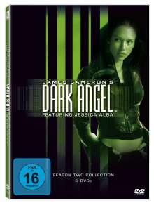 Dark Angel Season 2, 6 DVDs