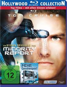 Minority Report (Blu-ray), Blu-ray Disc