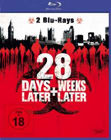 28 Days Later / 28 Weeks Later (Blu-ray), 2 Blu-ray Discs