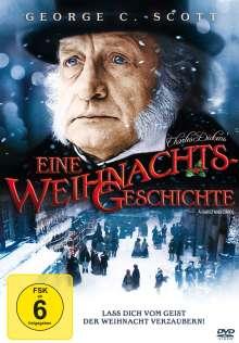Eine Weihnachtsgeschichte (1984), DVD