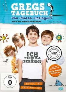 Gregs Tagebuch - Von Idioten umzingelt!, DVD