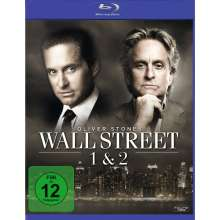 Wall Street 1 & 2 (Blu-ray), 2 Blu-ray Discs