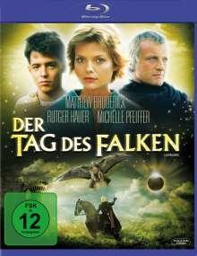Der Tag des Falken (Blu-ray), Blu-ray Disc