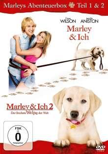 Marley und ich / Marley und ich 2, 2 DVDs