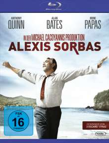 Alexis Sorbas (Blu-ray), Blu-ray Disc
