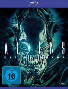 Alien 2: Aliens - Die Rückkehr (Director's Cut) (Blu-ray), Blu-ray Disc