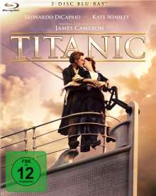 Titanic (1997) (Blu-ray), 2 Blu-ray Discs