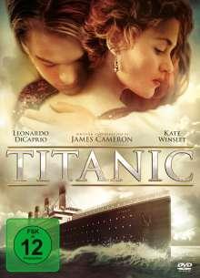 Titanic (1997), 2 DVDs