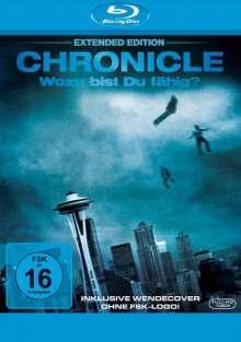 Chronicle - Wozu bist du fähig? (Blu-ray), Blu-ray Disc