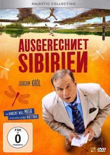 Ausgerechnet Sibirien, DVD