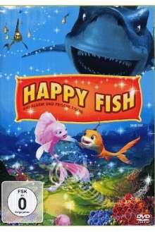 Happy Fish - Hai-Alarm und frische Fische, DVD