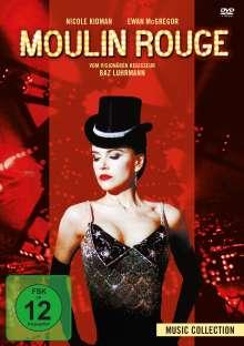 Moulin Rouge (2001), DVD